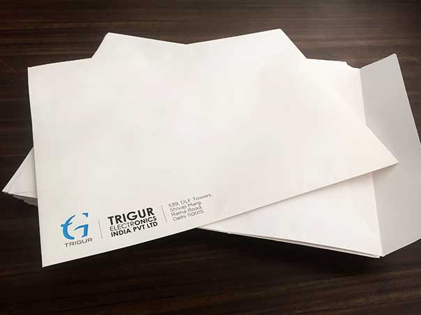 Premium letterhead at Delhi Printer