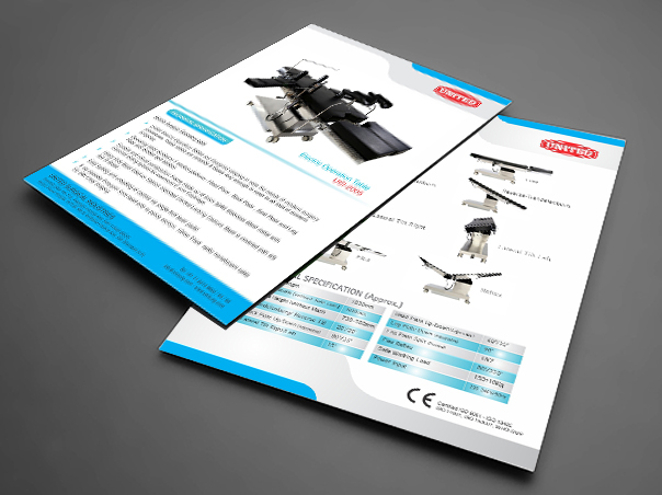 Premium flyers printing at Delhi Printer